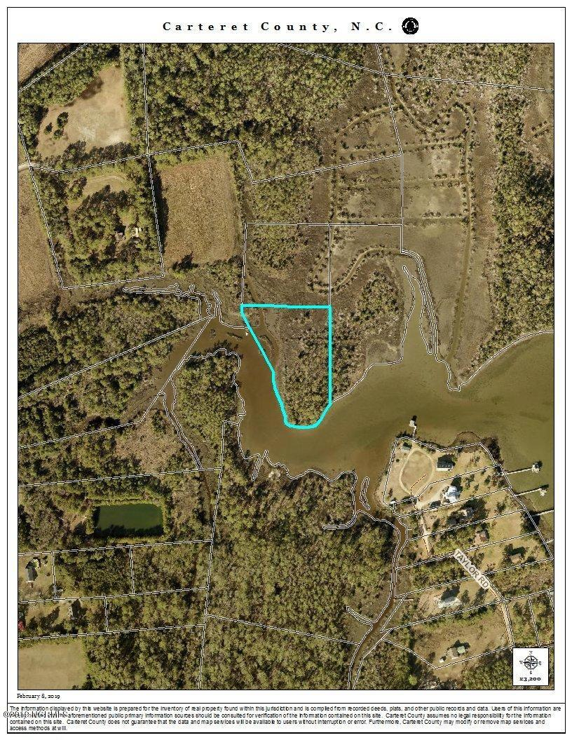 2+ Acres On/Near Great Marsh Creek, Marshallberg, North Carolina 28553, ,Undeveloped,For sale,On/Near Great Marsh Creek,100155768