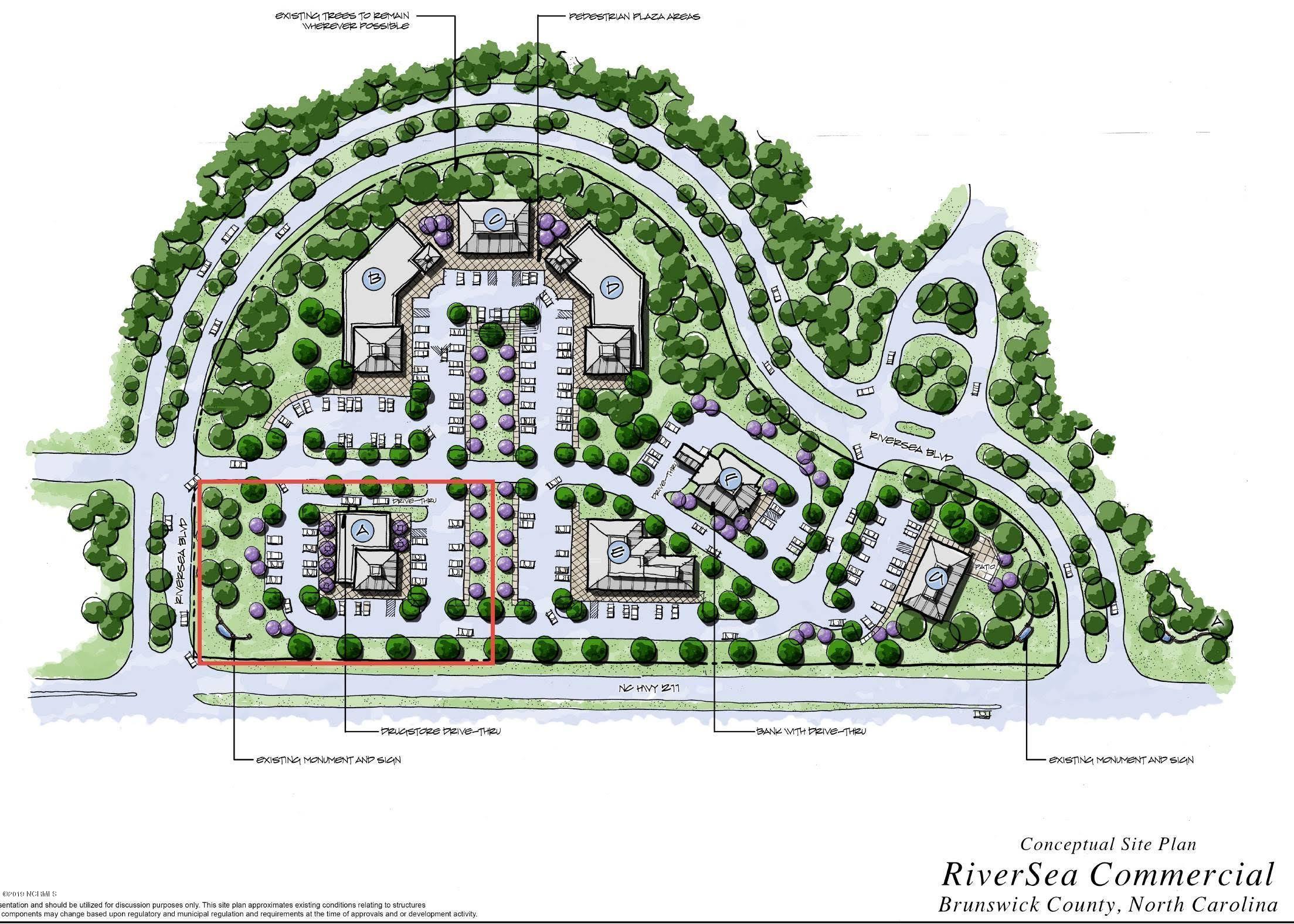 806 Cedarhurst Drive, Bolivia, North Carolina 28422, ,Residential land,For sale,Cedarhurst,100156178