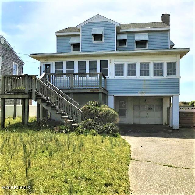 607 Ocean Ridge Drive- Atlantic Beach- North Carolina, 4 Bedrooms Bedrooms, 9 Rooms Rooms,2 BathroomsBathrooms,Single family residence,For sale,Ocean Ridge,100157052