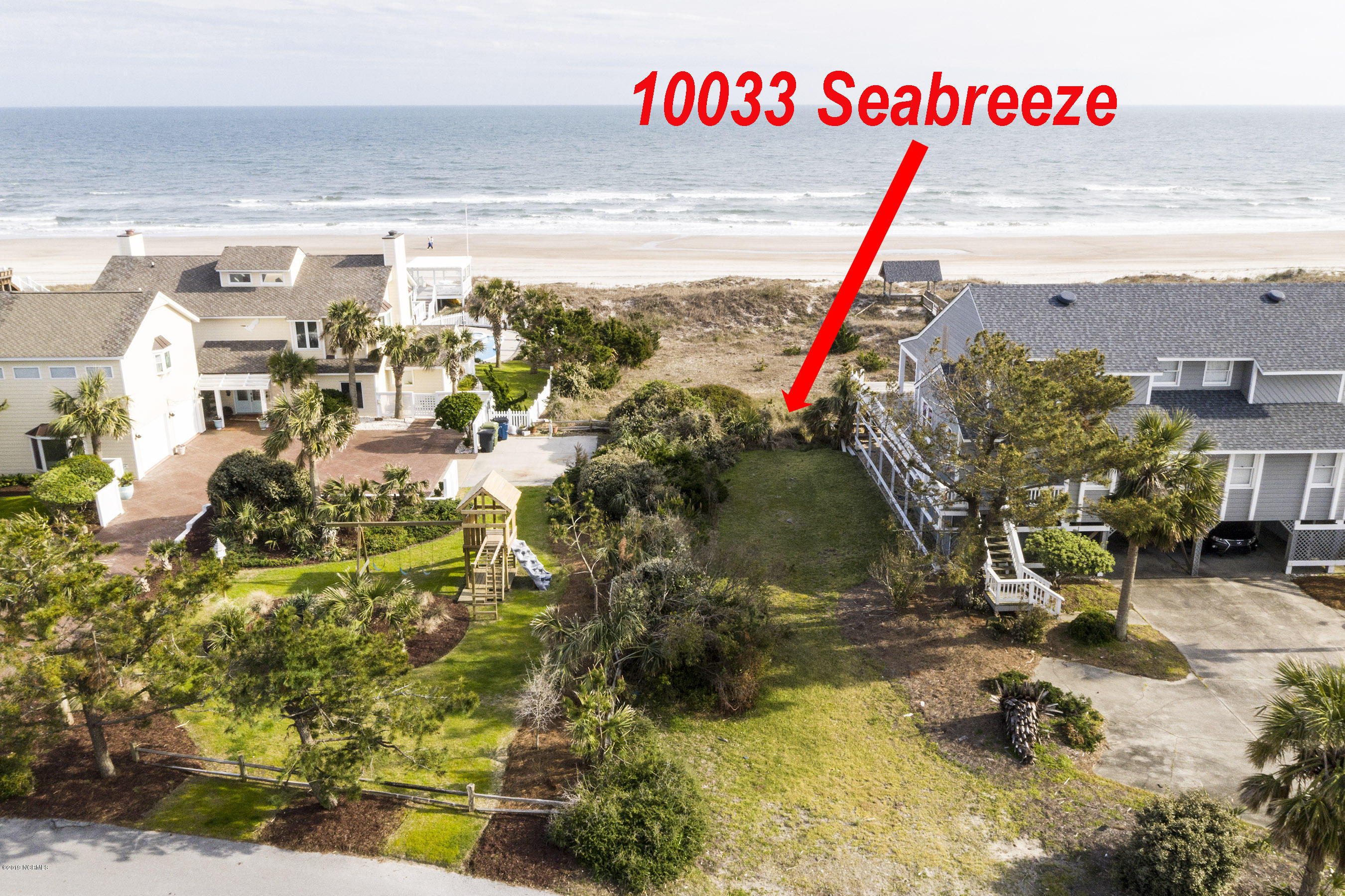 10033 Seabreeze Drive, Emerald Isle, North Carolina, ,Residential land,For sale,Seabreeze,100157745
