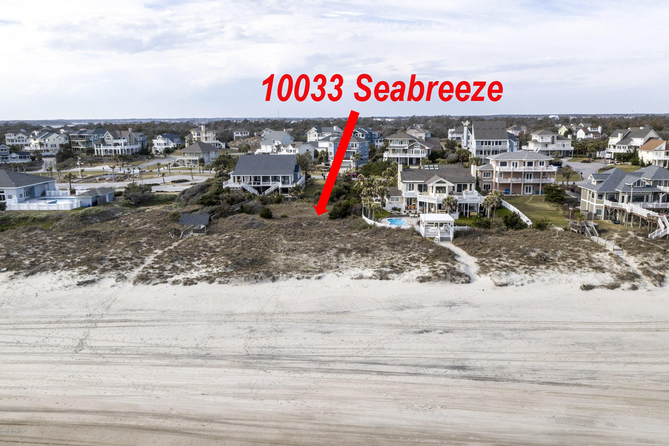 10033 Seabreeze Drive, Emerald Isle, North Carolina 28594, ,Residential land,For sale,Seabreeze,100157745