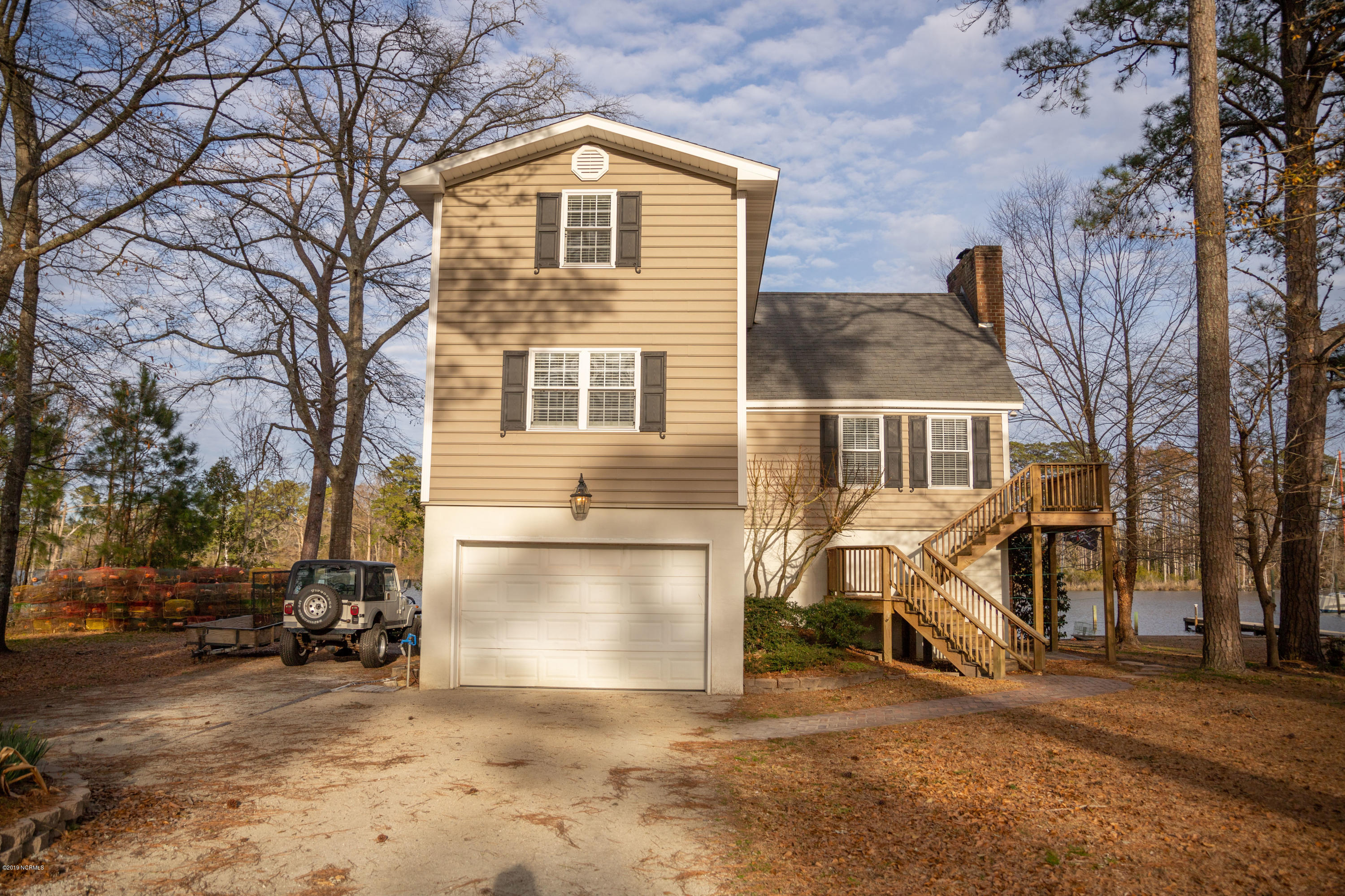 787 Cox Road, Washington, North Carolina, 3 Bedrooms Bedrooms, 6 Rooms Rooms,3 BathroomsBathrooms,Single family residence,For sale,Cox,100156342