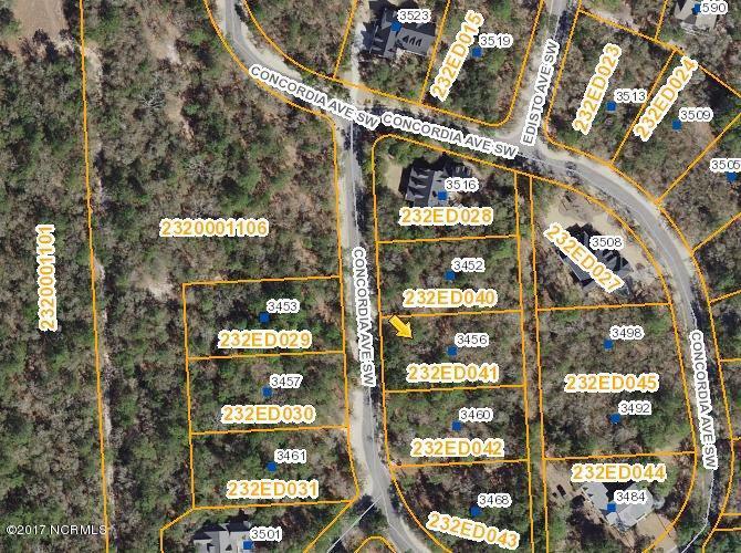 3456 Concordia Avenue, Supply, North Carolina 28462, ,Residential land,For sale,Concordia,100157367