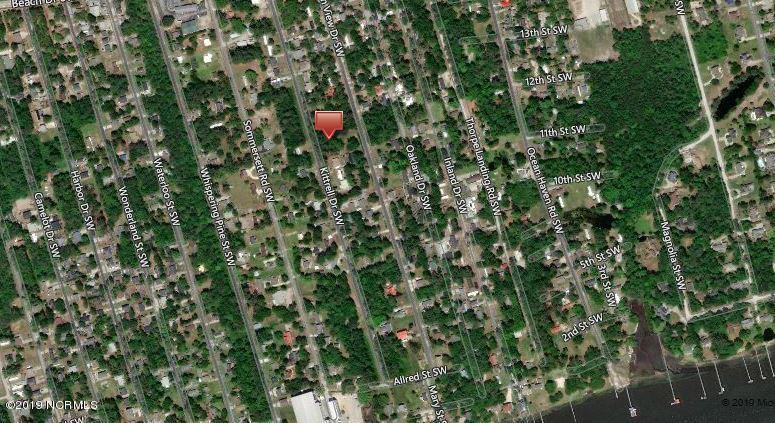 1821 Kittrell Drive, Ocean Isle Beach, North Carolina 28469, ,Residential land,For sale,Kittrell,100157926