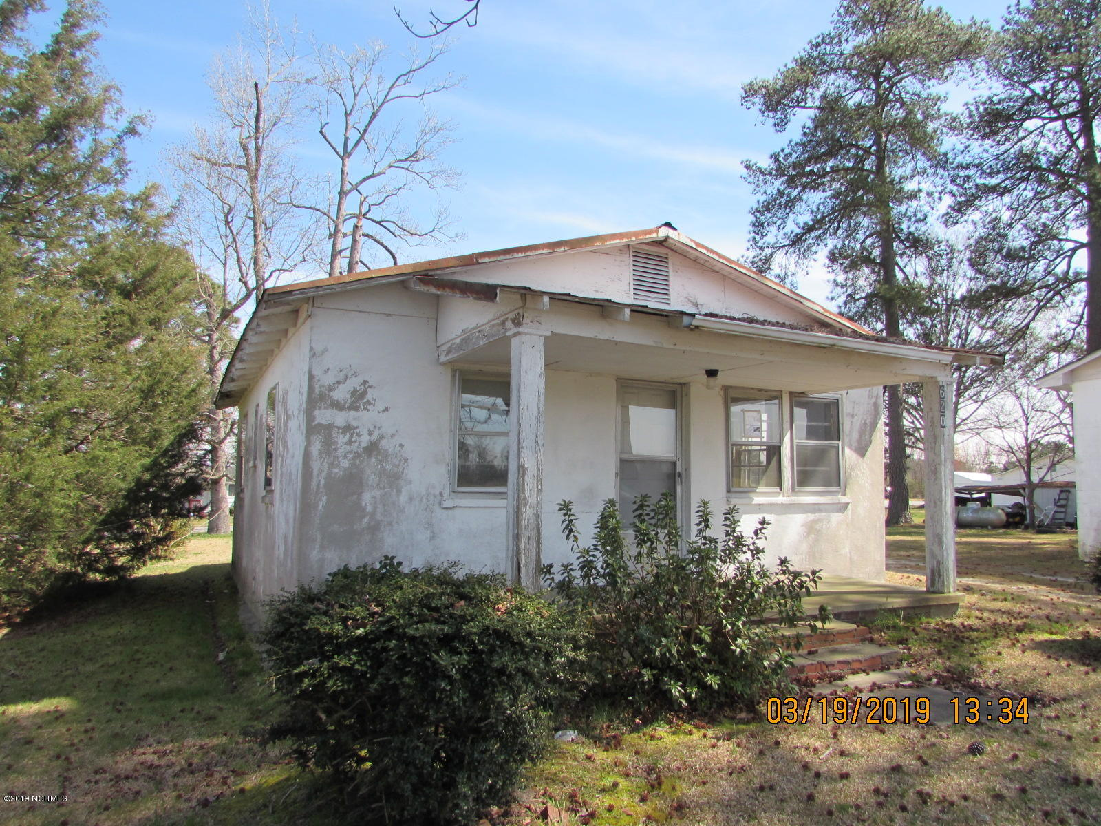 620 Railroad Street, Macclesfield, North Carolina, 2 Bedrooms Bedrooms, 4 Rooms Rooms,1 BathroomBathrooms,Single family residence,For sale,Railroad,100158061