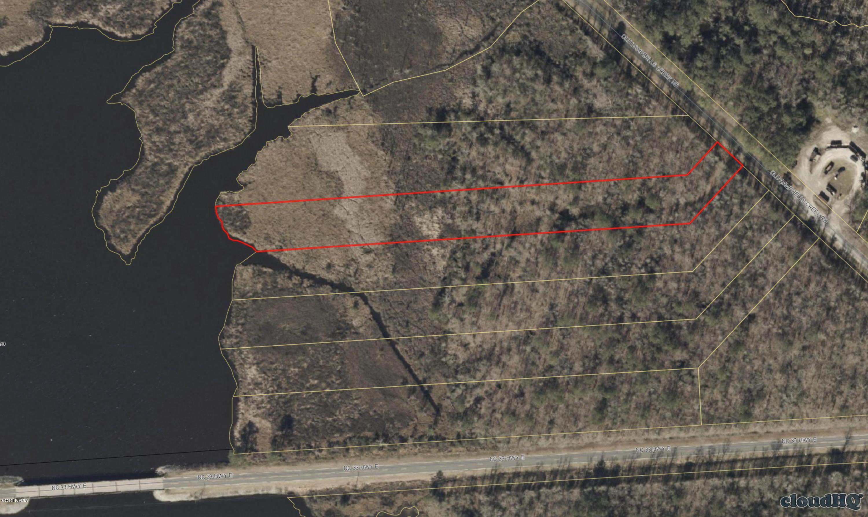 5 Old Campbells Creek Road, Aurora, North Carolina 27806, ,Residential land,For sale,Old Campbells Creek,100159240