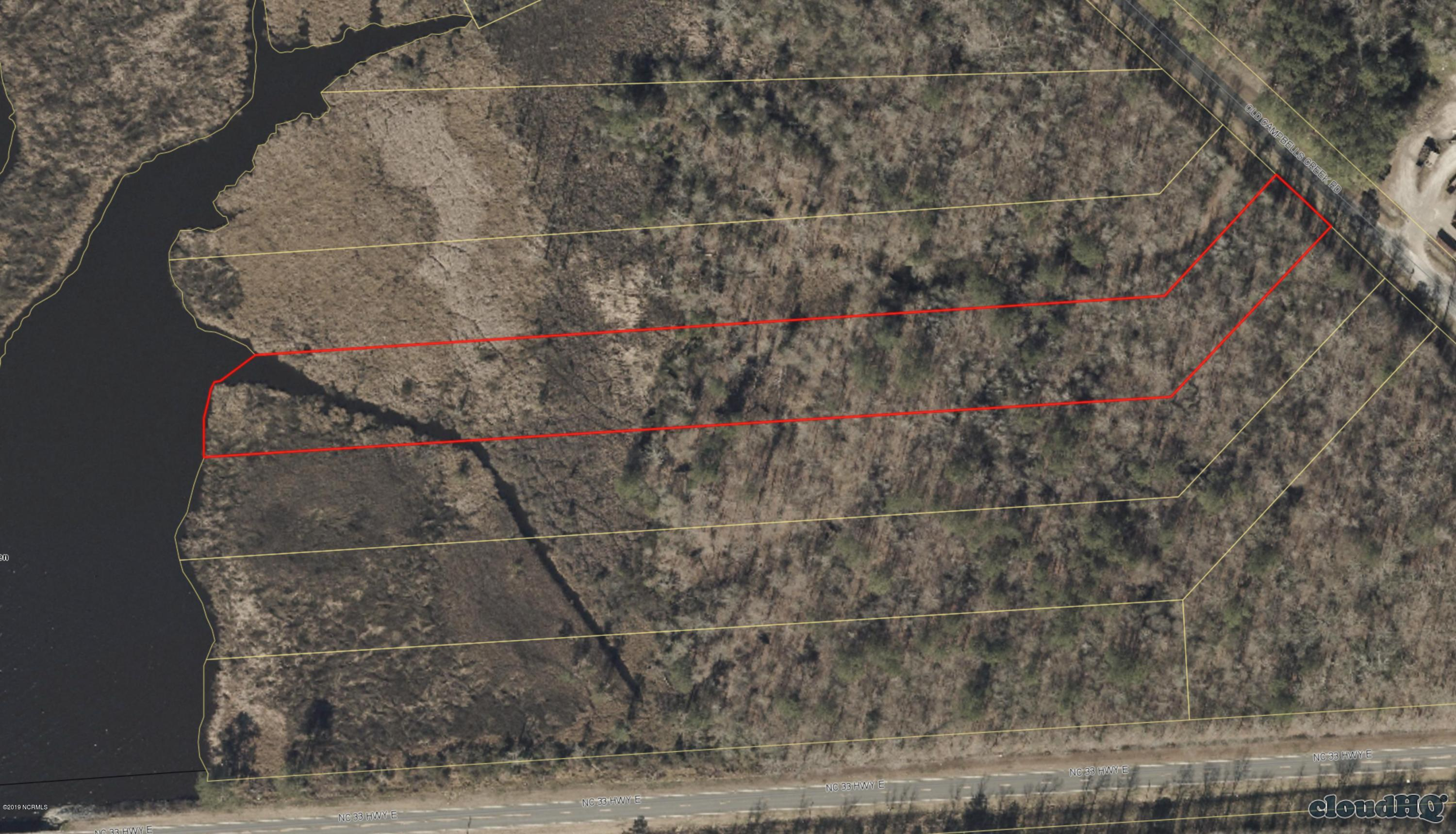 4 Old Campbells Creek Road, Aurora, North Carolina 27806, ,Residential land,For sale,Old Campbells Creek,100159245