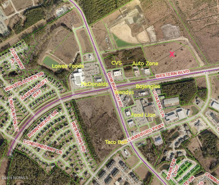 6930 Western Boulevard, Jacksonville, North Carolina 28546, ,Commercial/industrial,For sale,Western,100071033