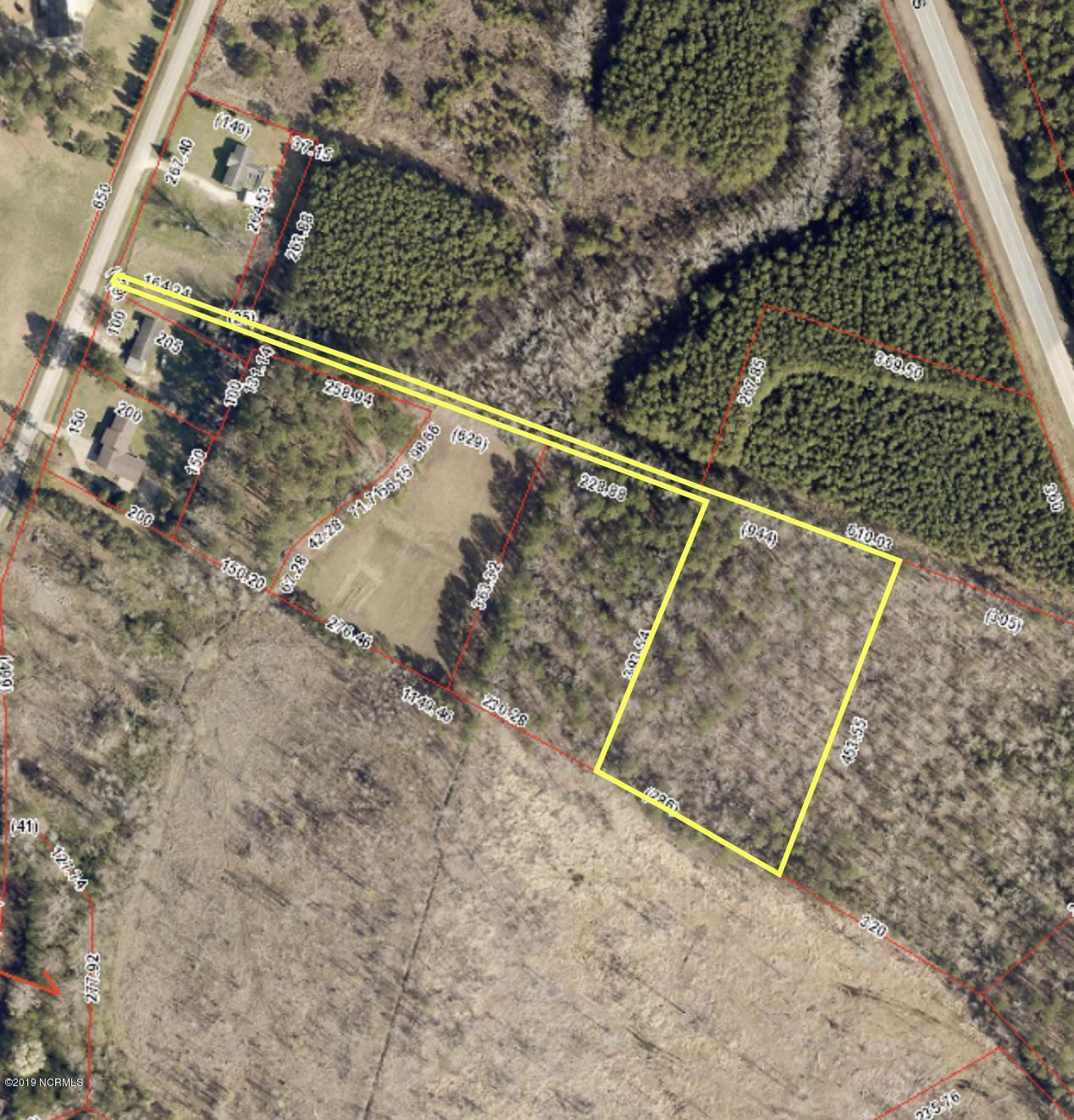 0 Old Washington Road, Vanceboro, North Carolina 28586, ,Residential land,For sale,Old Washington,100160873