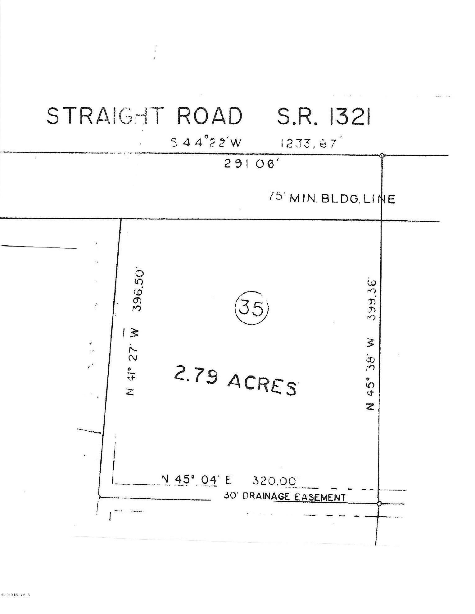 Lot 25 Forest Shore Estates Drive, Oriental, North Carolina 28571, ,Residential land,For sale,Forest Shore Estates,100162800