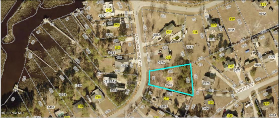271 Rollingwood Drive, Newport, North Carolina 28570, ,Residential land,For sale,Rollingwood,100163238