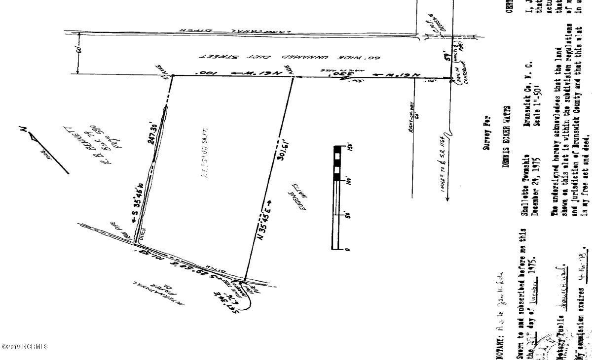 741 Macon Lane, Calabash, North Carolina 28467, ,Residential land,For sale,Macon,100164312