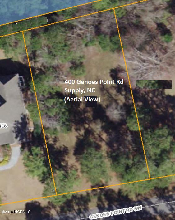 400 Genoes Point Road, Supply, North Carolina 28462, ,Residential land,For sale,Genoes Point,100164545