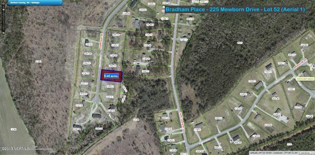 225 Mewborn Drive, Beulaville, North Carolina 28518, ,Residential land,For sale,Mewborn,100165131