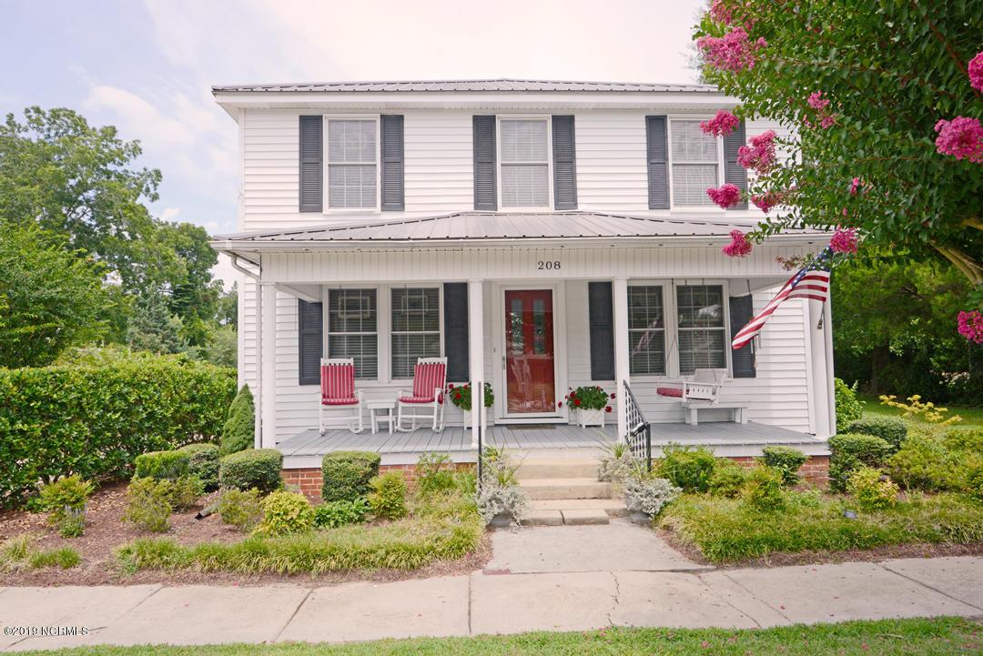 208 Carteret Street, Bath, North Carolina 27808, 4 Bedrooms Bedrooms, 9 Rooms Rooms,2 BathroomsBathrooms,Single family residence,For sale,Carteret,100167649