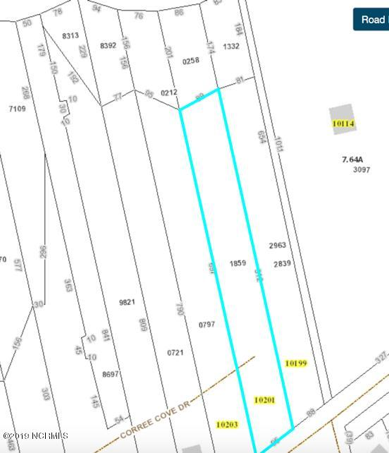 10201 Corree Cove Drive, Emerald Isle, North Carolina 28594, ,Residential land,For sale,Corree Cove,100168593