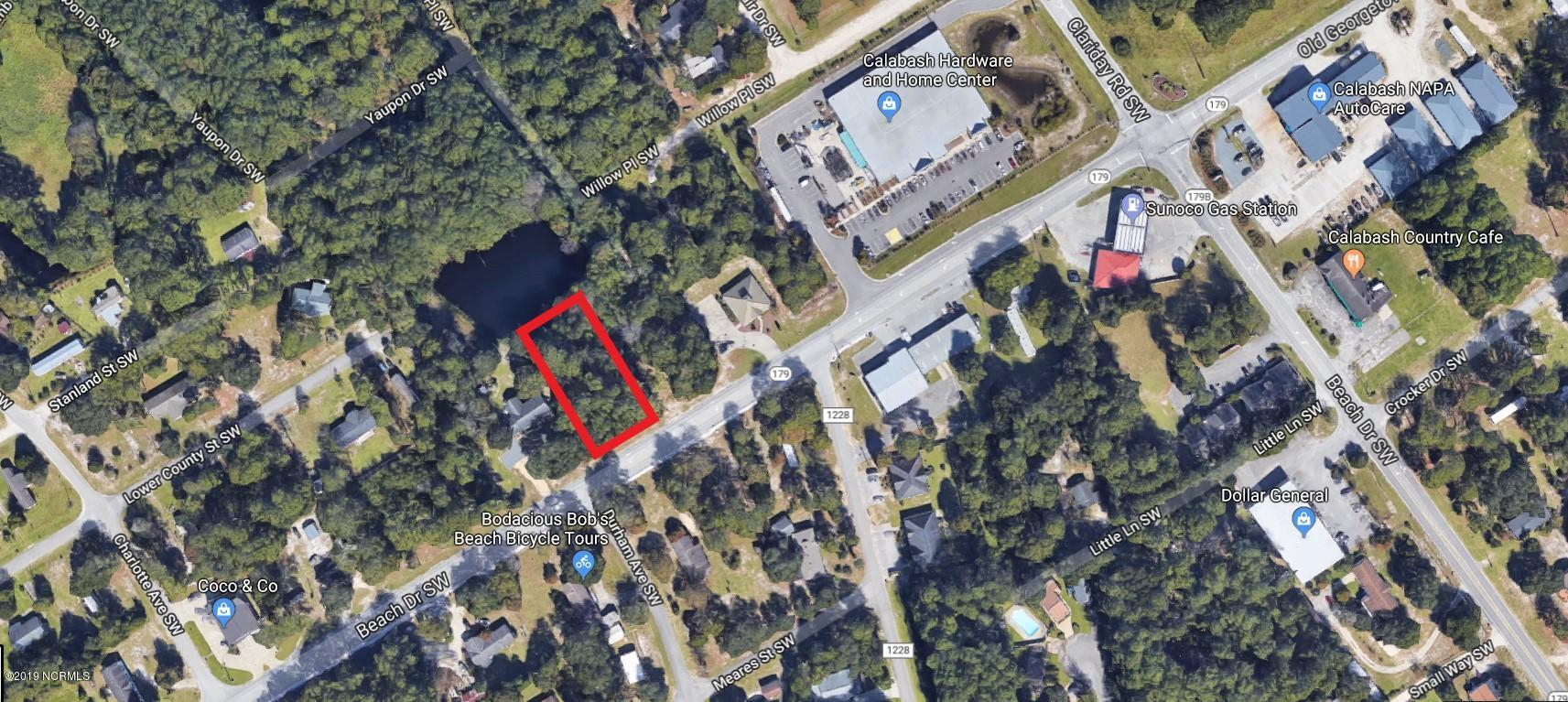 9064 Beach Drive, Calabash, North Carolina 28467, ,Commercial/industrial,For sale,Beach,100169934