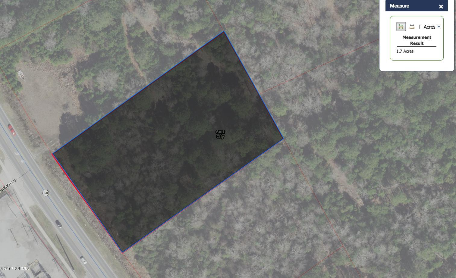 Lot 89 Hwy 50, Surf City, North Carolina 28445, ,Wooded,For sale,Hwy 50,100024213
