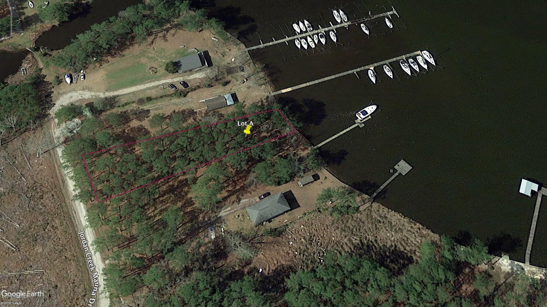 324 Jordan Creek Marina Road, Belhaven, North Carolina 27810, ,Residential land,For sale,Jordan Creek Marina,100170692