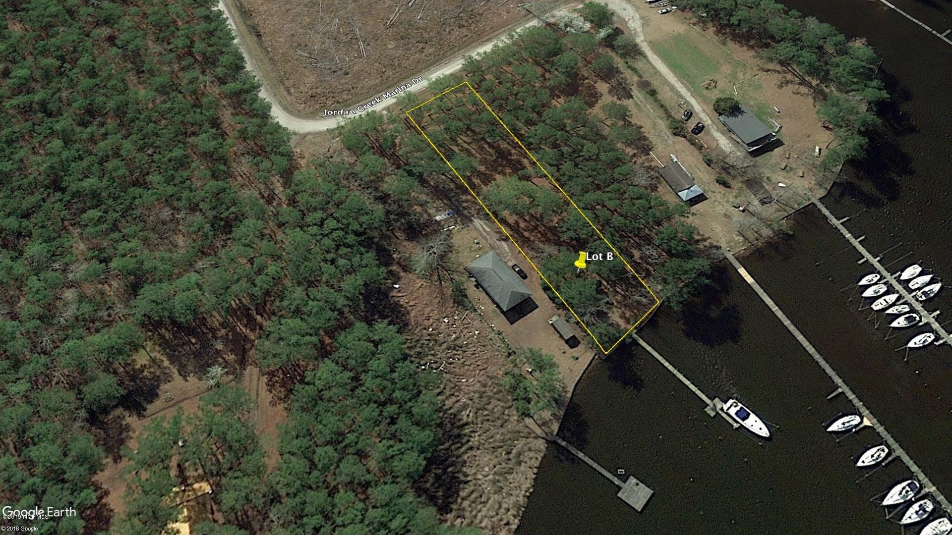 310 Jordan Creek Marina Road, Belhaven, North Carolina 27810, ,Residential land,For sale,Jordan Creek Marina,100170698