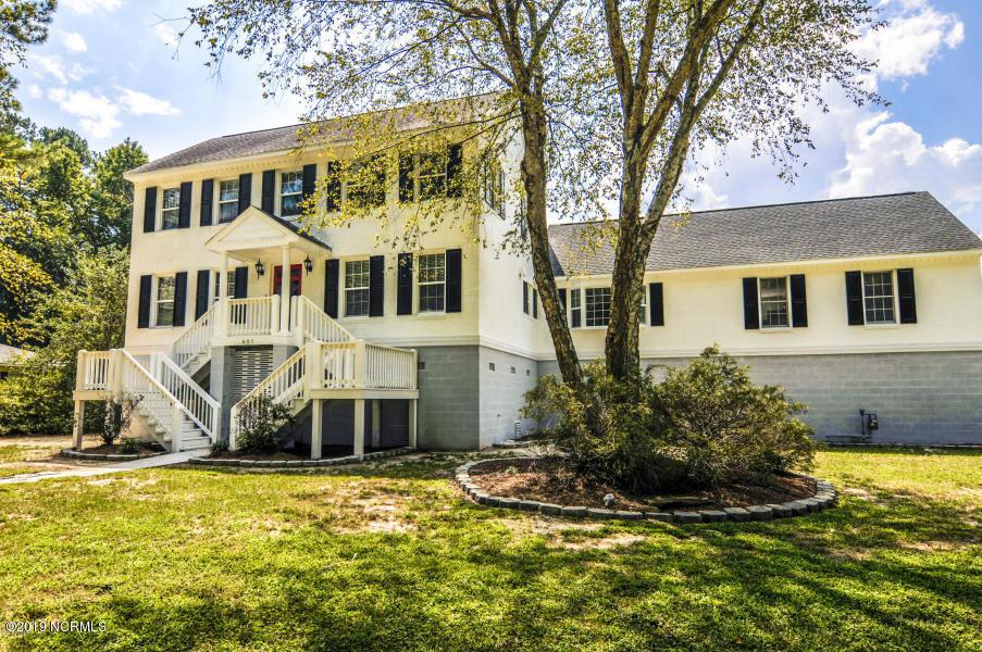 601 Fairview Avenue, Washington, North Carolina, 4 Bedrooms Bedrooms, 10 Rooms Rooms,4 BathroomsBathrooms,Single family residence,For sale,Fairview,100171552