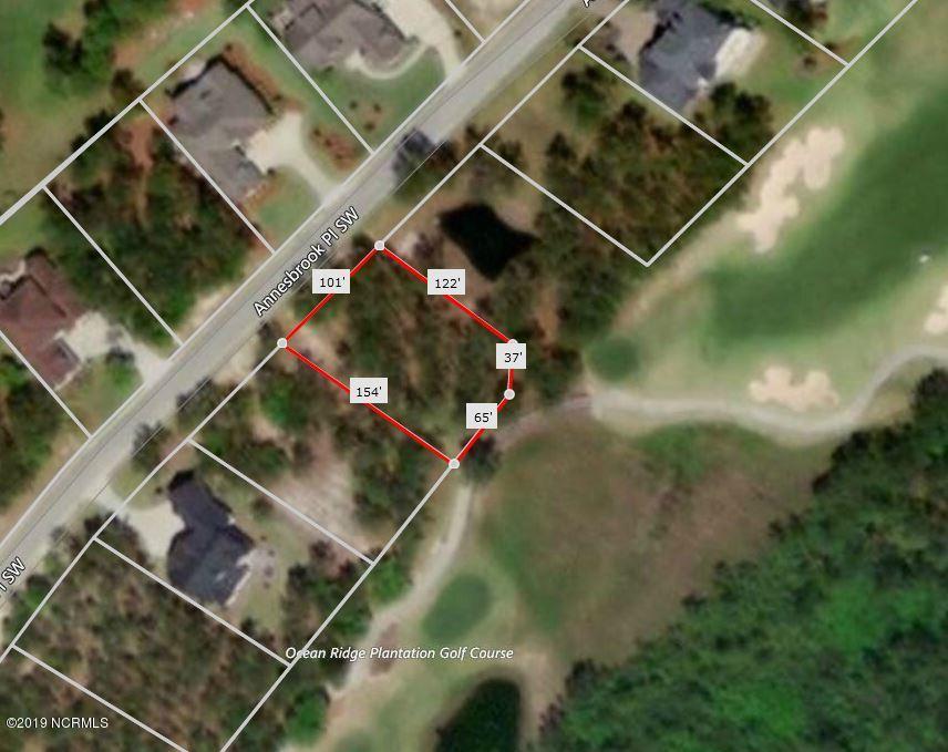 6642 Annesbrook Place, Ocean Isle Beach, North Carolina 28469, ,Residential land,For sale,Annesbrook,100171837