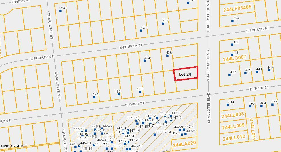 119 Shallotte Boulevard, Ocean Isle Beach, North Carolina 28469, ,Residential land,For sale,Shallotte,100175290