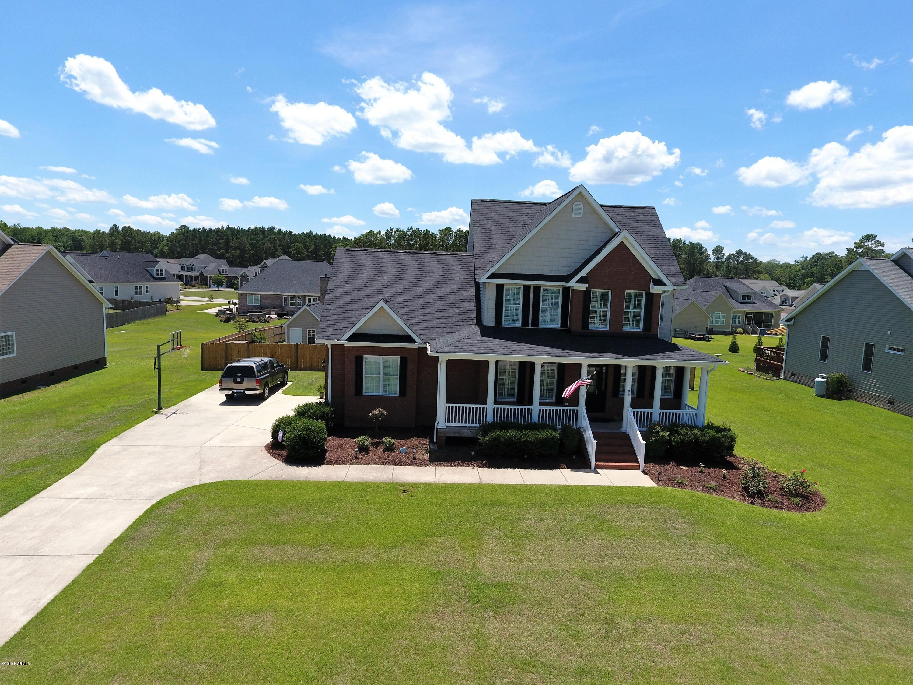 Property for sale at 106 Rollingwood Drive, New Bern,  North Carolina 28562