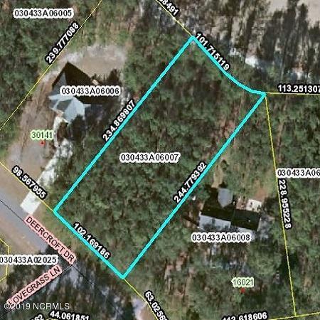 7 Deercroft Drive, Wagram, North Carolina 28396, ,Residential land,For sale,Deercroft,100173217