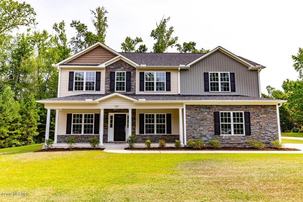 100 Duval Lane, New Bern, North Carolina 28560, 4 Bedrooms Bedrooms, 13 Rooms Rooms,3 BathroomsBathrooms,Single family residence,For sale,Duval,100173255