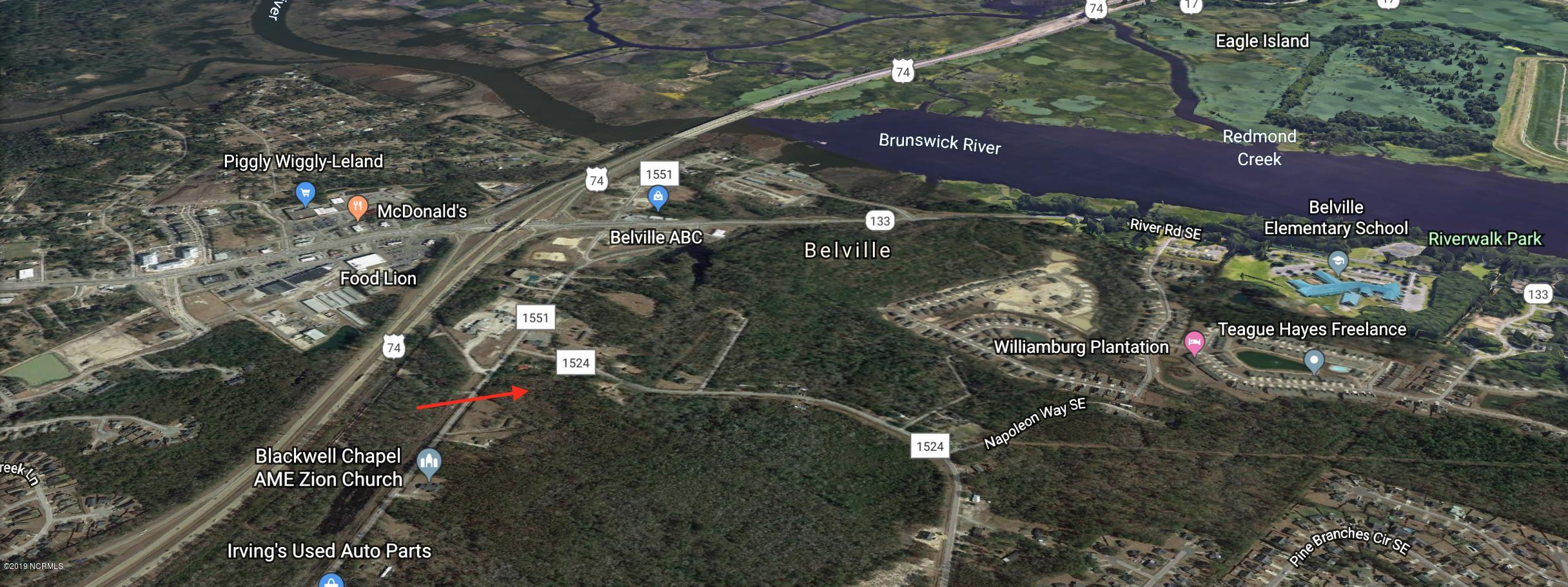 10183 Blackwell Road, Leland, North Carolina 28451, ,Residential land,For sale,Blackwell,100175227