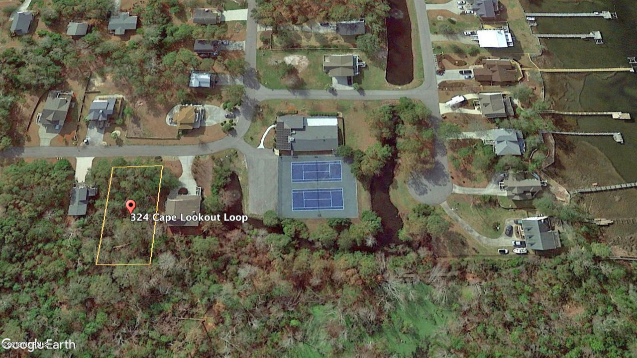 324 Cape Lookout Loop, Emerald Isle, North Carolina 28594, ,Residential land,For sale,Cape Lookout,100090307