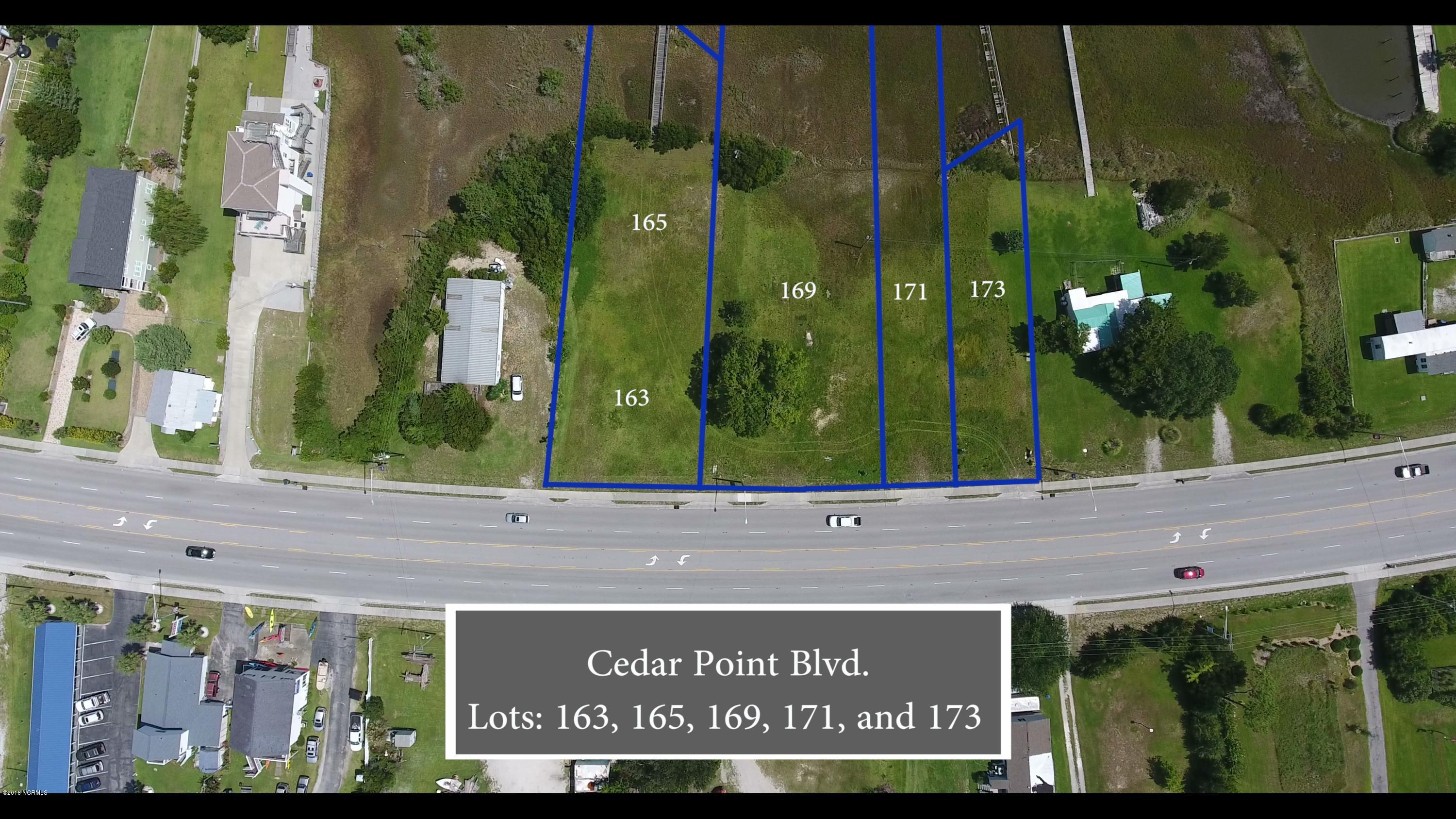 165 Cedar Point Boulevard, Cedar Point, North Carolina 28584, ,Mixed use,For sale,Cedar Point,100175889