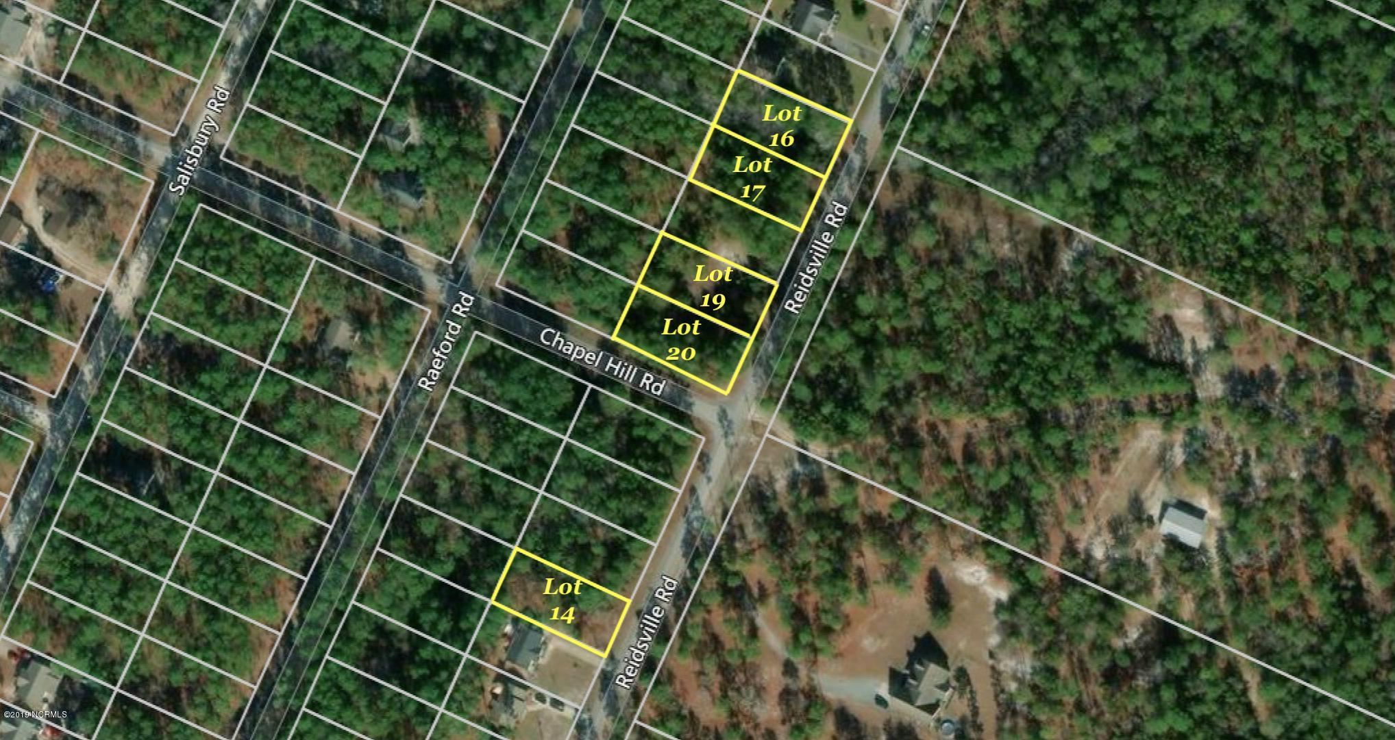 5 Lots Reidsville Road, Southport, North Carolina 28461, ,Residential land,For sale,Reidsville,100176068