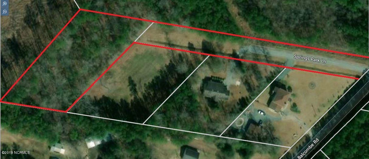 Lot 0 Spring Park Lane, Rocky Point, North Carolina 28457, ,Residential land,For sale,Spring Park,100176253