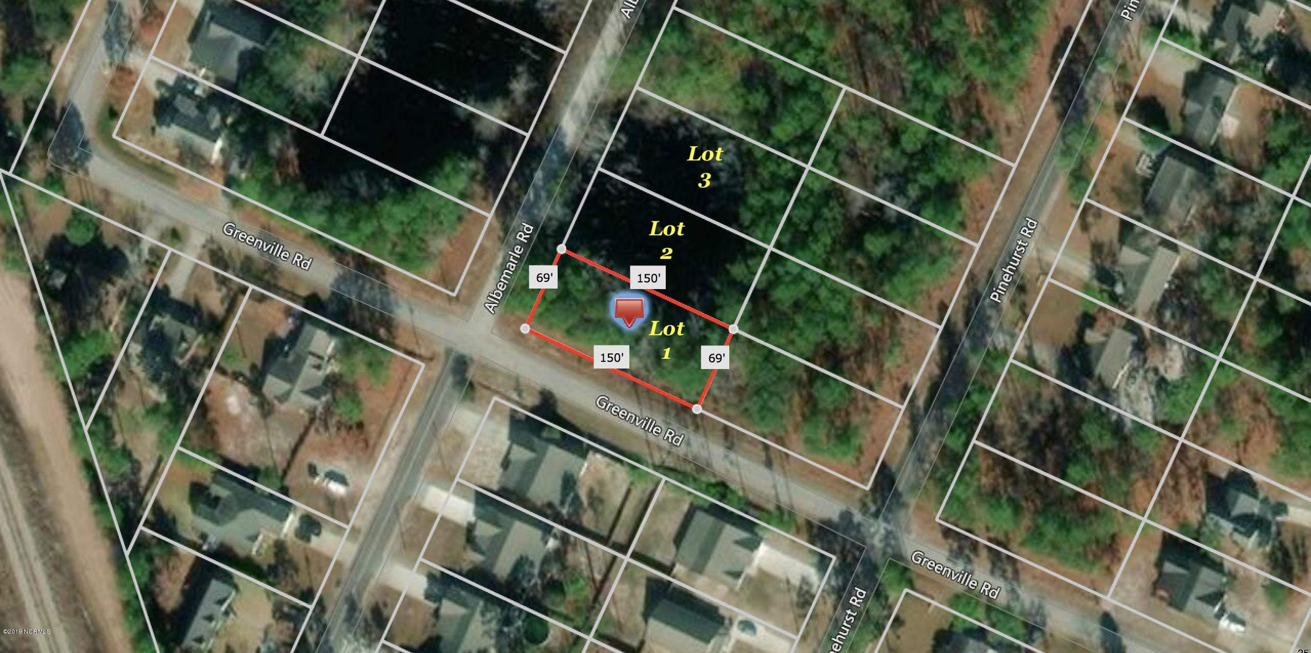 3 Lots Albemarle Road, Southport, North Carolina 28461, ,Residential land,For sale,Albemarle,100176385