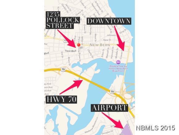 1235 Pollock Street, New Bern, North Carolina 28562, ,For sale,Pollock,100176560