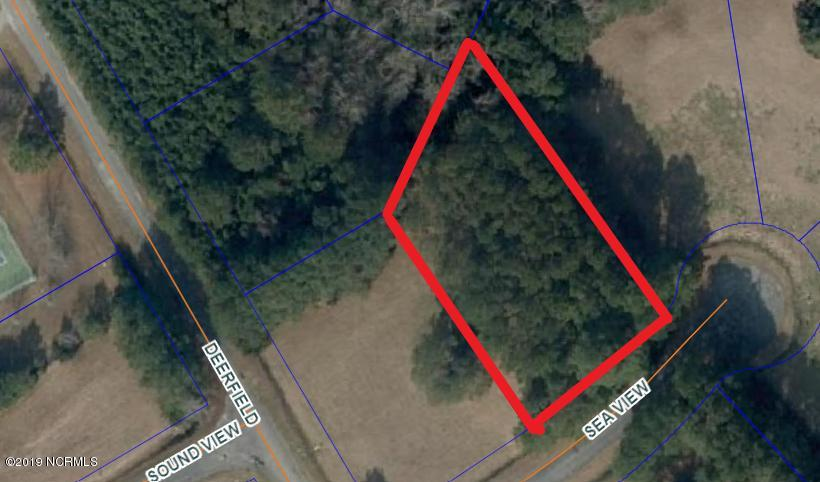 5903 Sea View Drive, Oriental, North Carolina 28571, ,Residential land,For sale,Sea View,100177210
