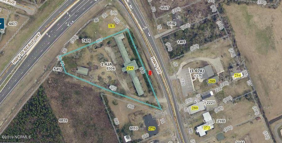 299 Highway 101, Beaufort, North Carolina 28516, ,For sale,Highway 101,100177368