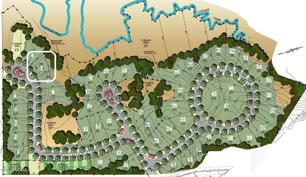612 Cottage Point Way, Southport, North Carolina 28461, ,Residential land,For sale,Cottage Point,100177413