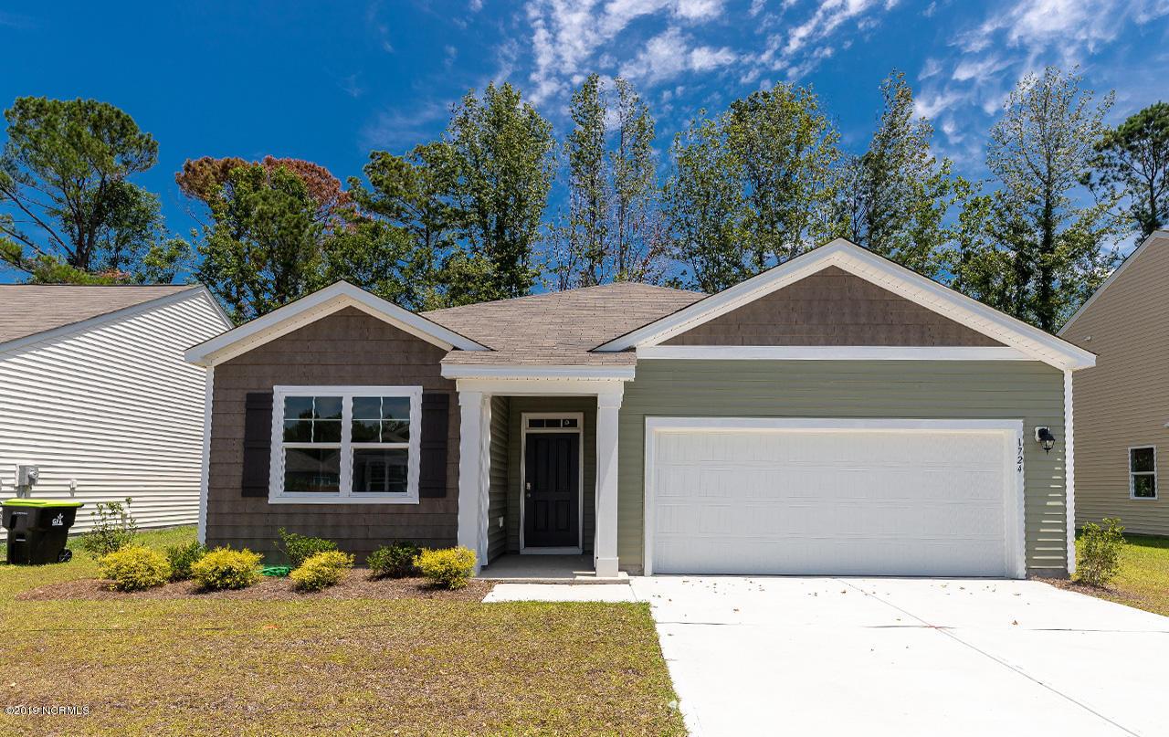 1724 Still Creek Lot 7 Drive, Wilmington, North Carolina