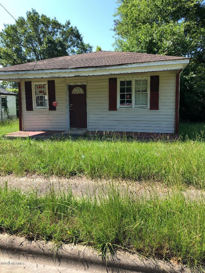 1107 Shine Street, Kinston, North Carolina 28501, 2 Bedrooms Bedrooms, 5 Rooms Rooms,1 BathroomBathrooms,Single family residence,For sale,Shine,100177838