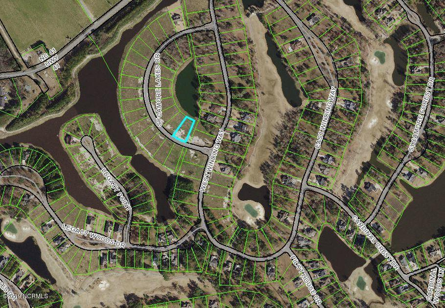 175 Sycamore Lakes Drive, Wallace, North Carolina 28466, ,Residential land,For sale,Sycamore Lakes,100178048