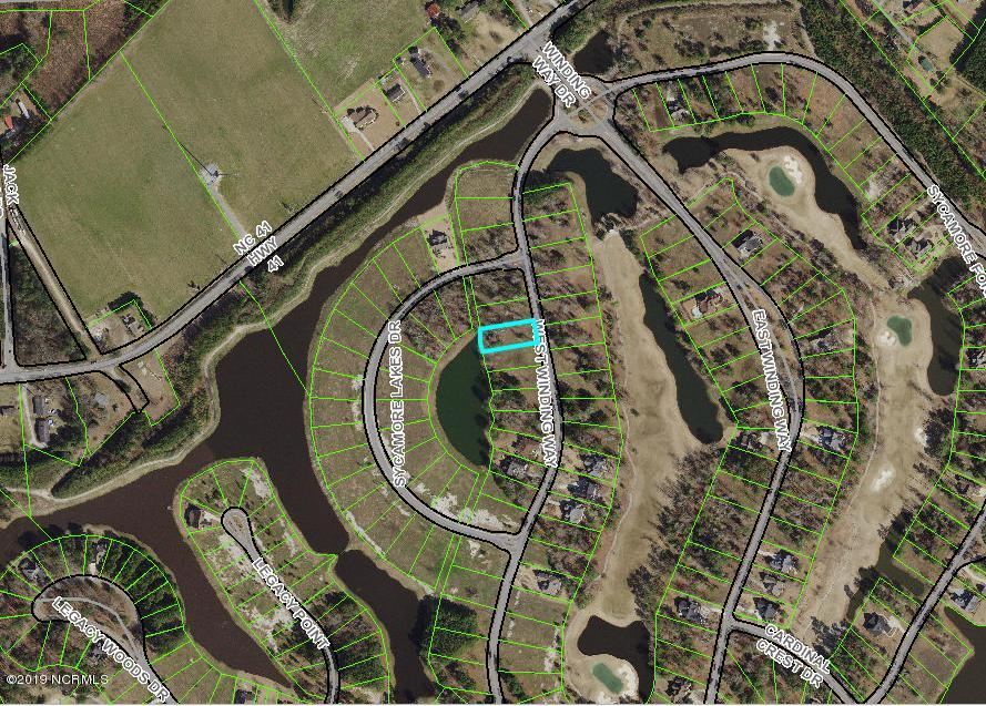 150 Winding Way, Wallace, North Carolina 28466, ,Residential land,For sale,Winding,100178856