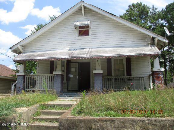 305 Fairview Avenue, Wilson, North Carolina 27893, 3 Bedrooms Bedrooms, 6 Rooms Rooms,1 BathroomBathrooms,Single family residence,For sale,Fairview,100178939