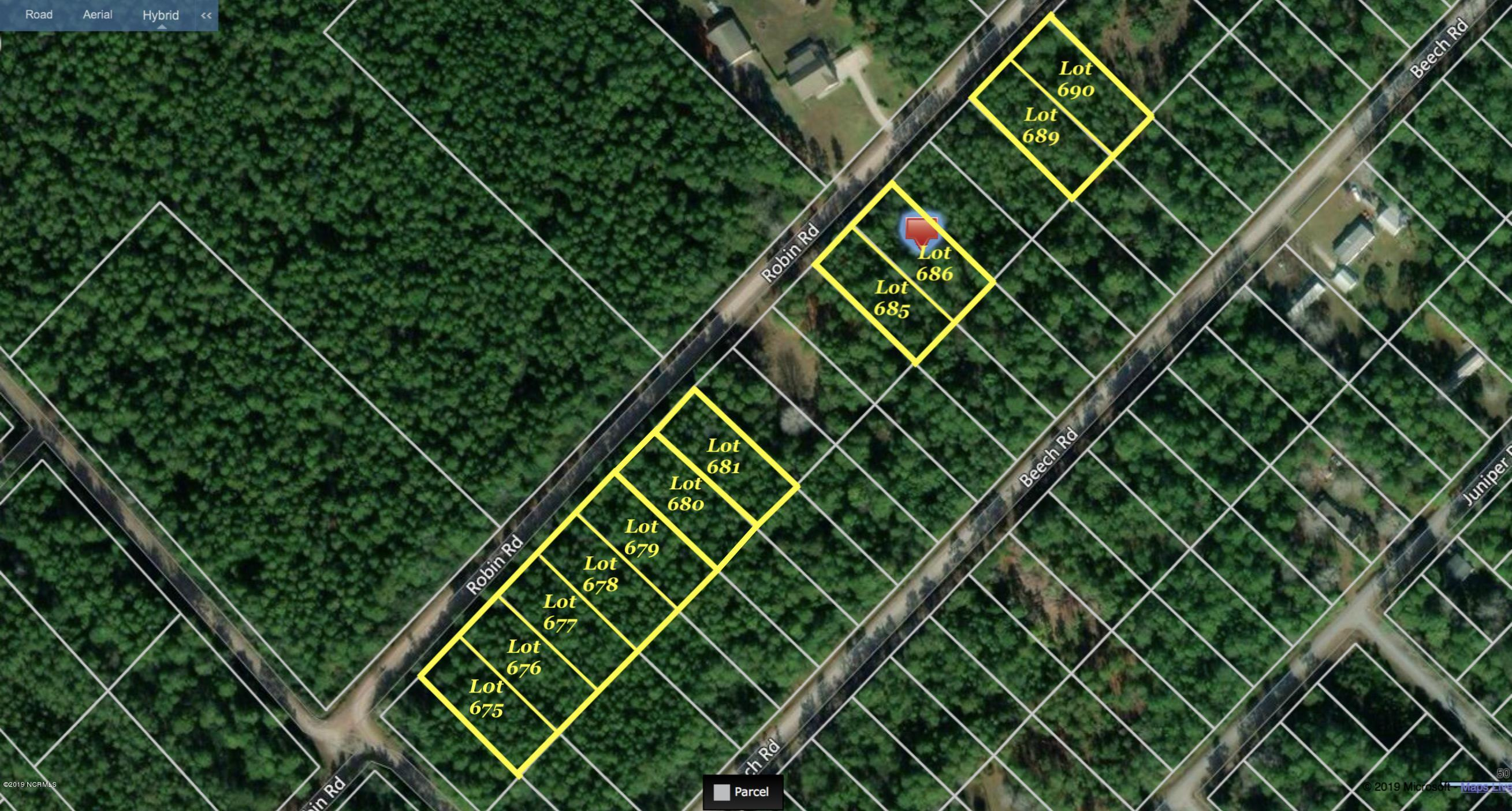 11 Lots Robin Road, Southport, North Carolina 28461, ,Residential land,For sale,Robin,100178512