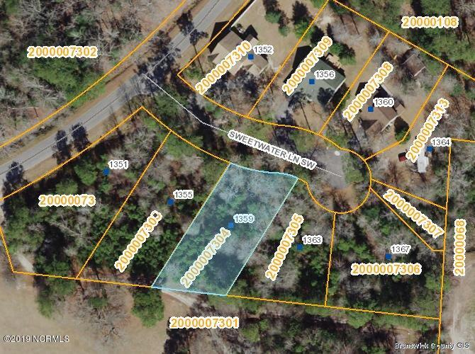 1359 Sweetwater Lane, Supply, North Carolina 28462, ,Residential land,For sale,Sweetwater,100194262