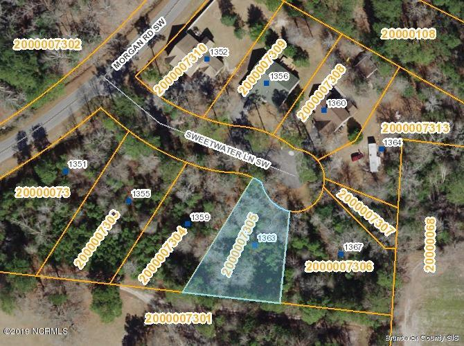 1363 Sweetwater Lane, Supply, North Carolina 28462, ,Residential land,For sale,Sweetwater,100194264