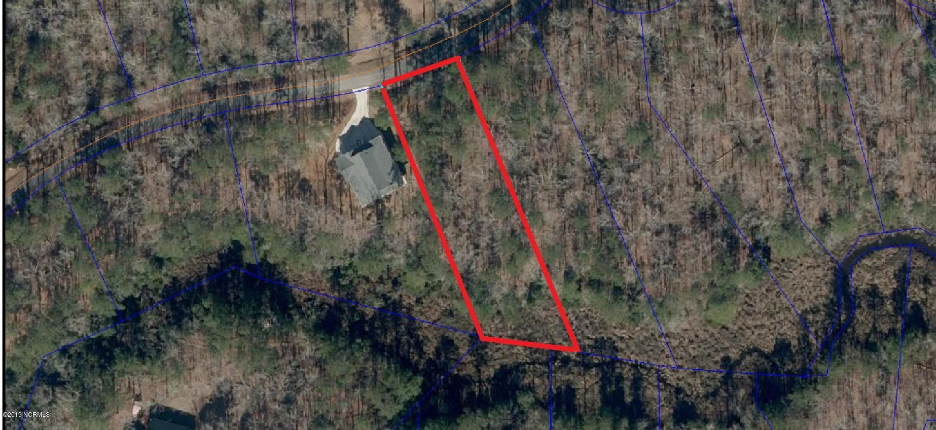170 Winding Creek Drive, Oriental, North Carolina 28571, ,Residential land,For sale,Winding Creek,100179631