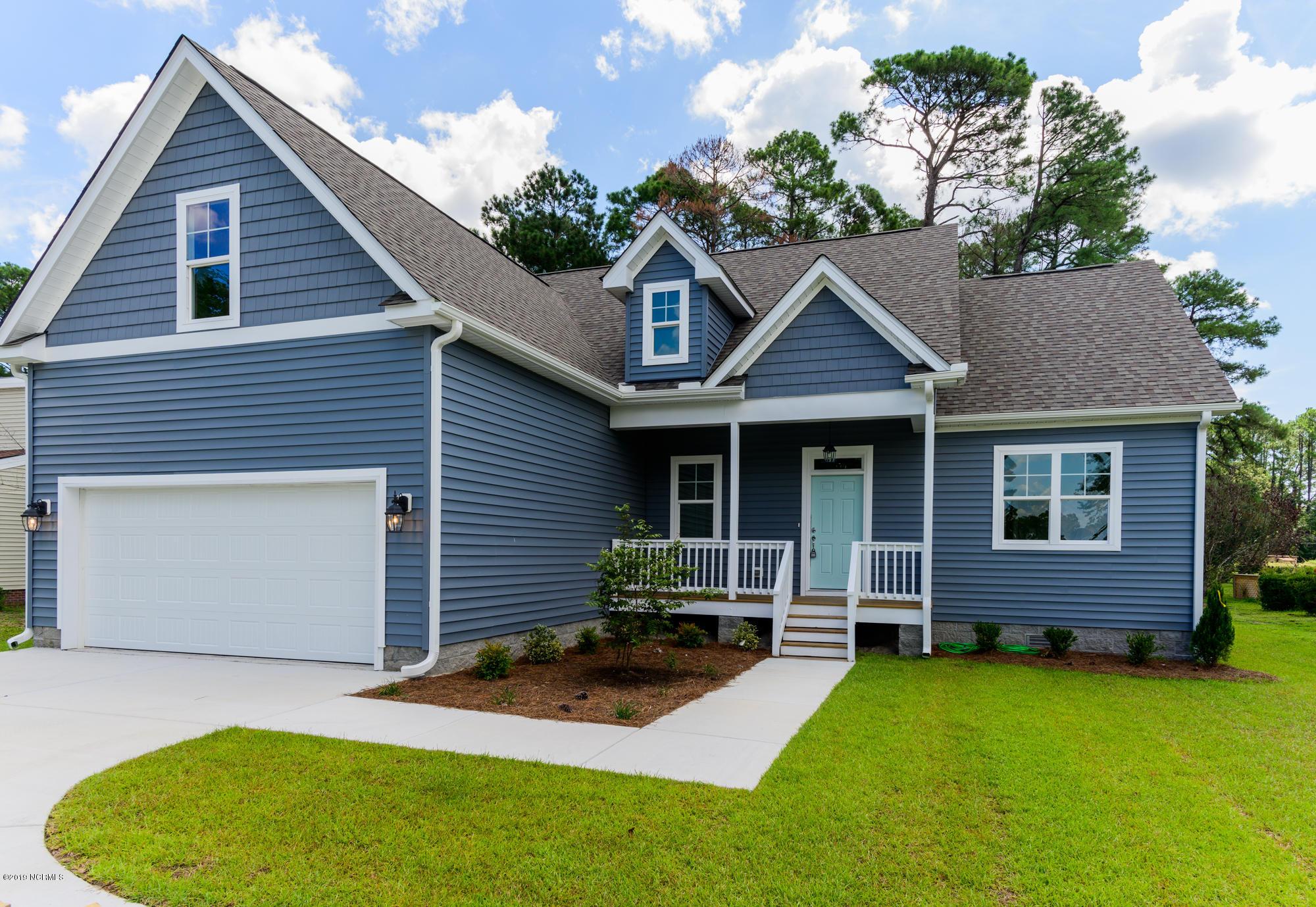 1206 Caracara Drive, New Bern, North Carolina 28560, 3 Bedrooms Bedrooms, 7 Rooms Rooms,2 BathroomsBathrooms,Single family residence,For sale,Caracara,100180220